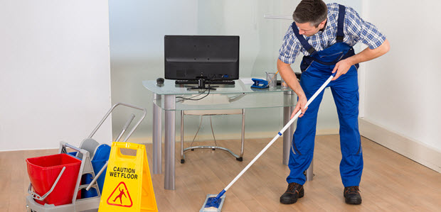 Aig Agent Login >> Make Your Janitor a Safety Expert | The Insured Solutions Blog