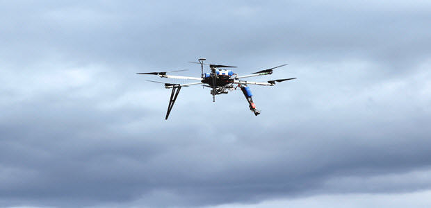 How will Drones affect the Insurance Industry